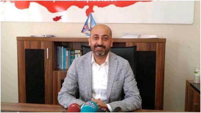 MHP Ceylanpınar İlçe Teşkilatı feshedildi