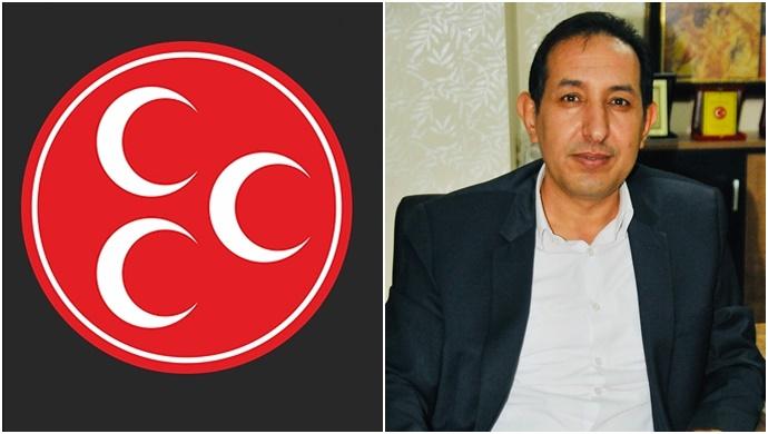 MHP Şanlıurfa İl Bşk. Mahmut Güneş'ten açıklama