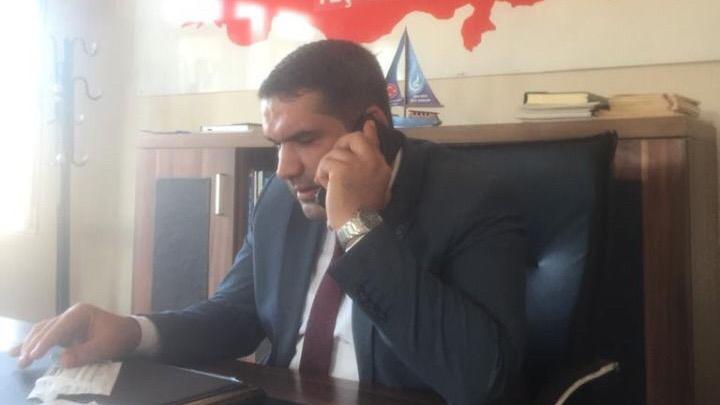 MHP Urfa İl Teşkilatı'na atama!