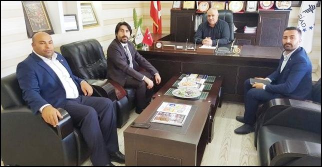 MHP Vekil Adayı Yılmaz'dan TÜMSİAD'a Ziyaret