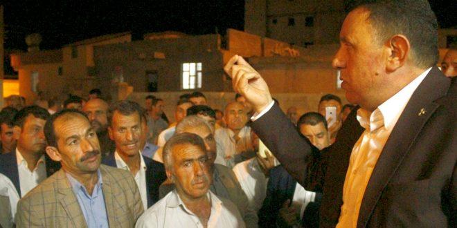 """MHP'li Özyavuz,"""" Urfa'nın Sorunlarını Ancak Biz Çözeriz"""""""