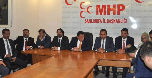 MHP'nin milletvekili adayları kamuoyuna tanıtıldı