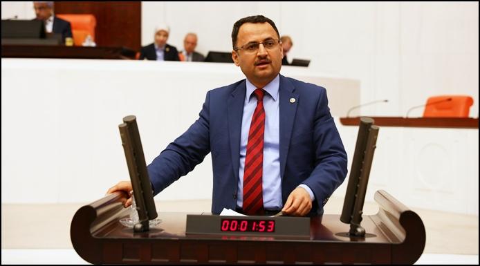Milletvekili Kaçar: Davaya Sadakat Onurumuzdur