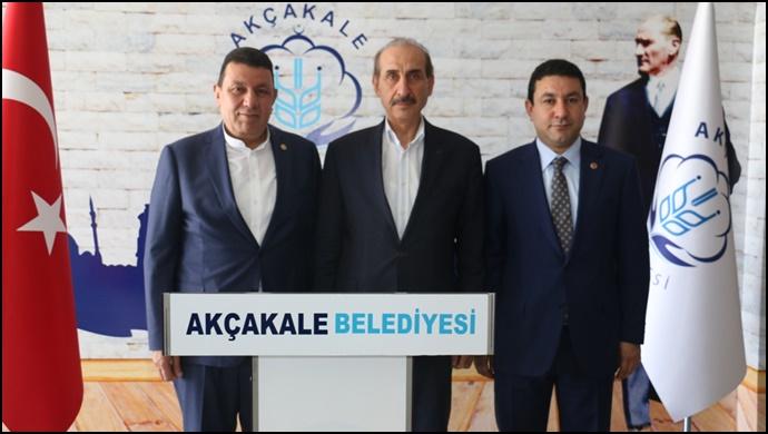 Milletvekili Özyavuz'dan, Başkan Yalçınkaya'ya Destek-(Videolu)