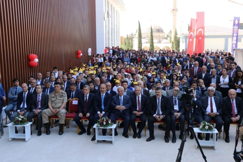 Milli Eğitim Müdürlüğü yeni hizmet binası açılışı