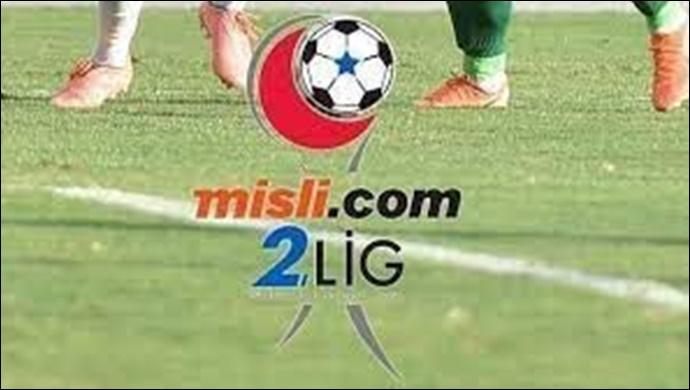Misli.com 2. Lig'de yarı final eşleşmeleri belli oldu