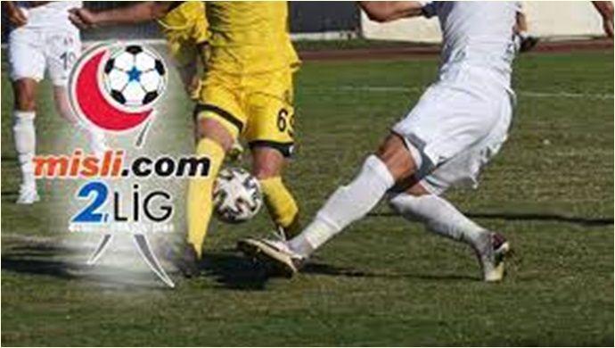 Misli.com 2.Lige yükselen 3 takım daha belli oldu
