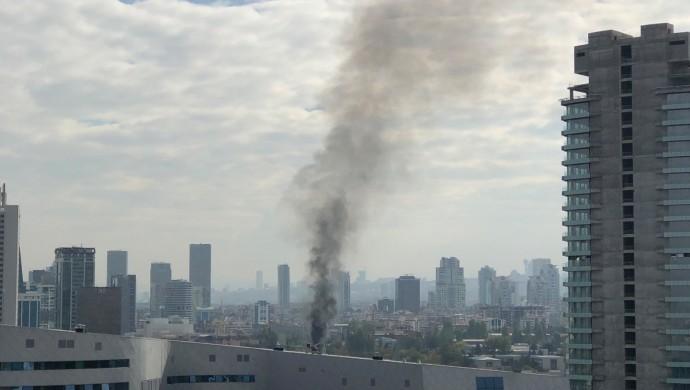 MTA Kampüsü yakınında patlama