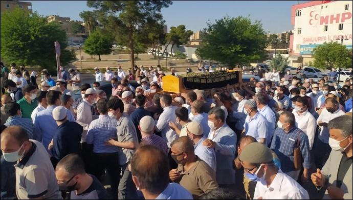 Mustafa Kılıç hoca son yolculuğuna uğurlandı