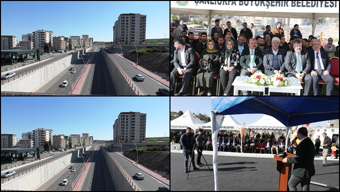 Narlıdere Viyadük ve Köprülü Kavşağı Törenle Hizmete Açıldı