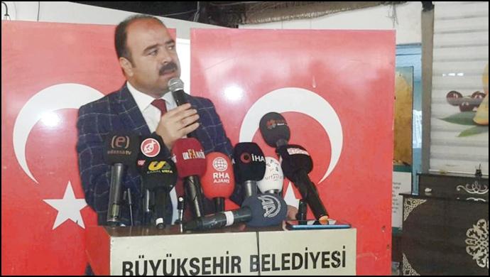 Nihat Çiftçi: Büyükşehir Belediyesi'nin borcu 580 milyon lira