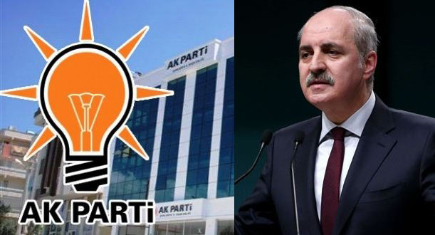 Numan Kurtulmuş'un Urfa programı iptal
