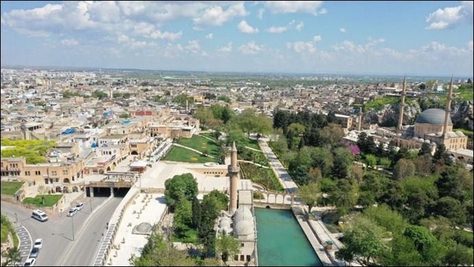 O liste açıklandı: Urfa'da 108 tane kuruldu