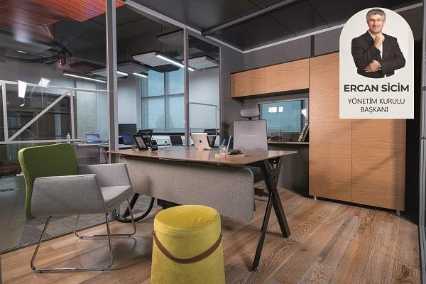 Ofiste sinerji düzenine göre çalışmak verimi yüzde 50 artırıyor