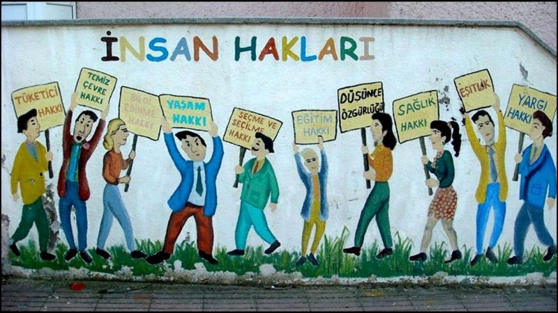 Önen'den Dünya İnsan Hakları Günü mesaj