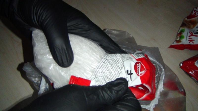Otobüs Terminalinde Uyuşturucu Operasyonu: 1 Gözaltı