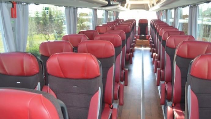 Otobüste cinsel saldırı: Muavin tutuklandı