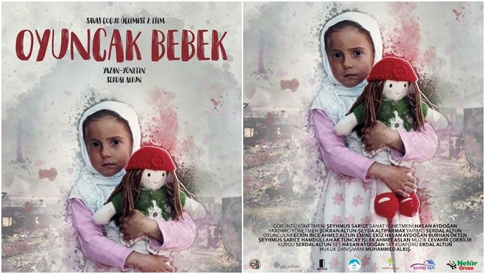 Oyuncak Bebek En İyi Kısa Filme Aday Gösterildi