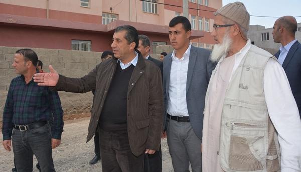 Özbek Mahallesinin Yol Özlemi Sona Eriyor