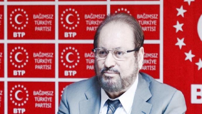 Parti liderine yurtdışı yasağı