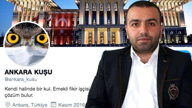 Paylaşımları nedeniyle tutuklanan 'Ankara Kuşu' için karar verildi