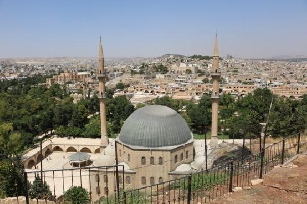 Peygamberler şehrinde İzmir için Faraçlık duası okundu-(VİDEO)