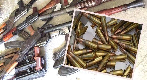 Polisten silah kaçakçılarına büyük darbe