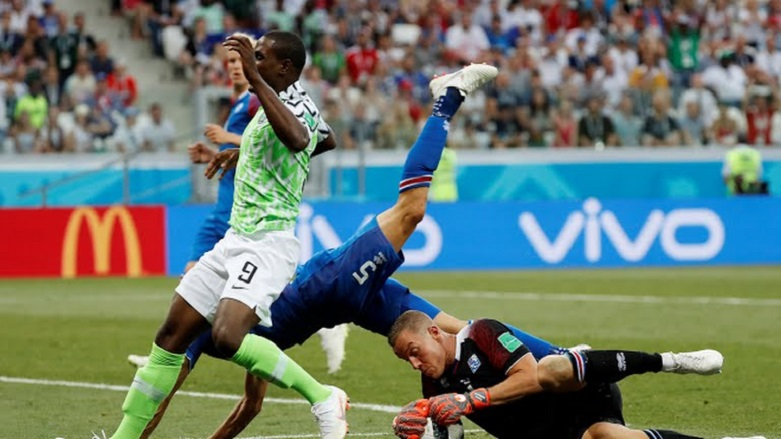 Russıa 2018 - Avantaj Nijerya'da