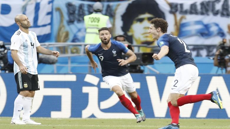 RUSSIA2018- Gol düellosu Fransa'nın