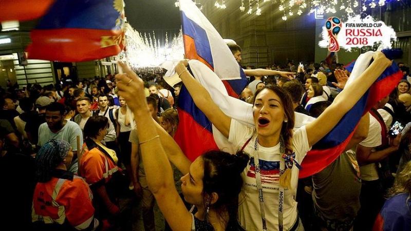 RUSSIA2018 - Heyecan yarın artıyor