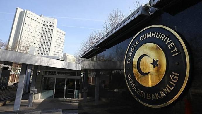 Rusya ve İran büyükelçileri Dışişleri Bakanlığı'na çağrıldı
