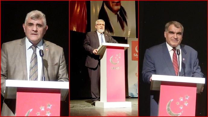 Saadet Partisi Viranşehir İlçe Başkanı Güven Tazeledi