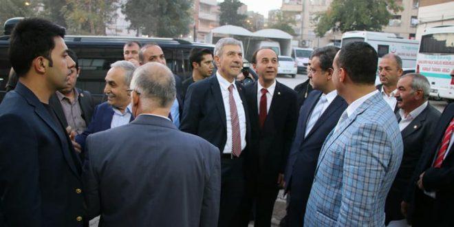 Sağlık Bakanı Demircan Şanlıurfa'da