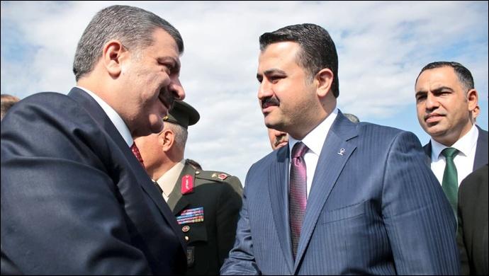 Sağlık Bakanı Dr.Fahrettin Koca Şanlıurfa'da