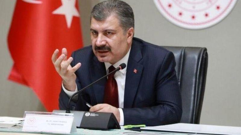 Sağlık Bakanı Fahrettin Koca'dan Şanlıurfa açıklaması!