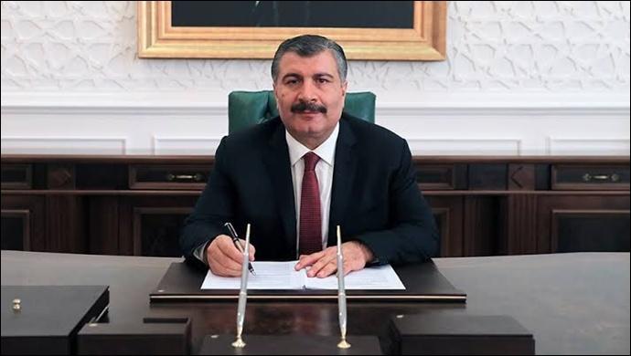 Sağlık Bakanı Fahrettin Koca Şanlıurfa'ya Geliyor