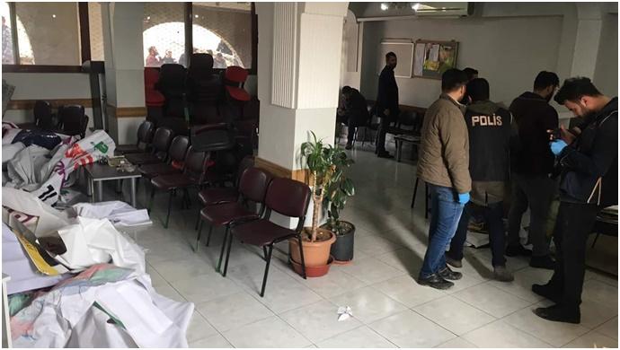 Şanlırfa'da HDP'ye operasyon! 40 gözaltı