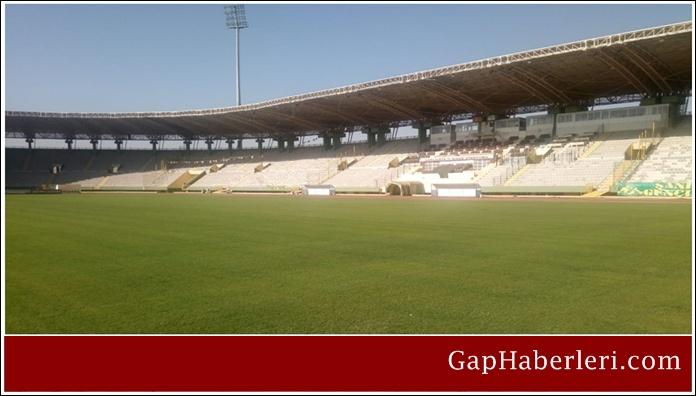 Şanlıurfa 11 Nisan Stadyumu yeni sezona hazır