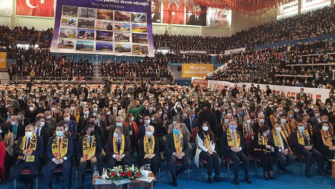 Şanlıurfa AK Parti İl Yönetim listesi belli oldu