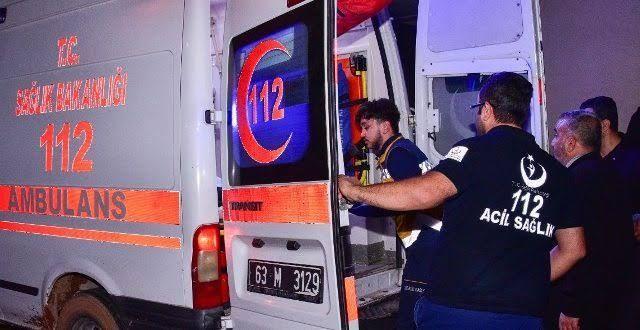 Şanlıurfa-Akçakale Yolunda Kaza:4 Yaralı