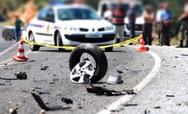 Şanlıurfa Akçakale'de Kaza: Yaralılar Var…
