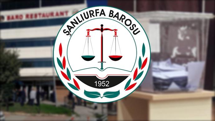 Şanlıurfa Baro Başkanlığı seçimi ertelendi! İşte nedeni