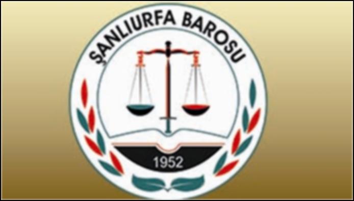 Şanlıurfa Baro Seçimi Ertelendi