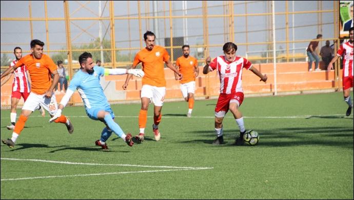 Şanlıurfa BB Spor- Elbistanspor maç sonucu: 3 – 1