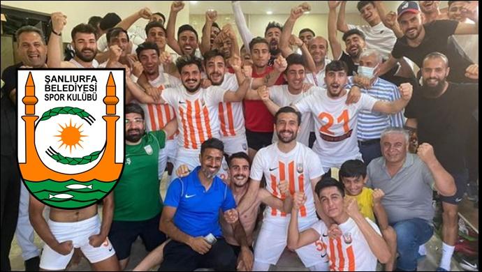 Şanlıurfa Büyükşehir Belediyespor deplasmanda 4-2 Galip