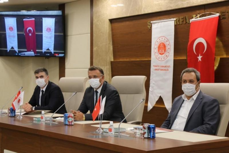 Şanlıurfa Cumhuriyet Başsavcılığı Koruma Kurulu toplantısı yapıldı
