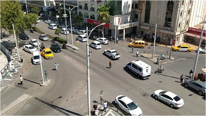 Şanlıurfa 'da, Zabıta Haftası etkinlikleri başladı-(VİDEO)