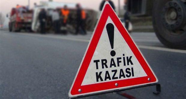 Şanlıurfa – Diyarbakır karayolunda feci kaza