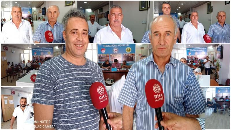 Şanlıurfa'da Futbol il temsilcisi seçiliyor-(VİDEO)