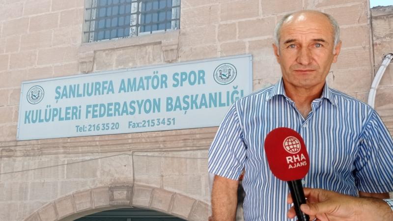 Şanlıurfa Futbol İl Temsilcisi Halil Durmaz Oldu-(VİDEO)